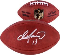 Dan Marino Autographed Football