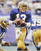 "Dan Marino Autographed University of Pittsburgh 16"" x 20"" Photo"