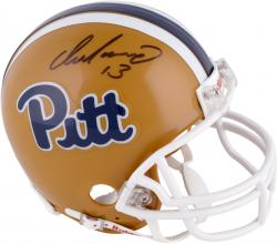 Dan Marino University of Pittsburgh Panthers Autographed Mini Helmet