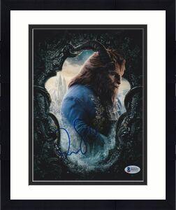 Dan Stevens Signed 8x10 Photo Beauty Beast Beckett Bas Autograph Auto Coa B