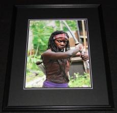 Danai Gurira The Walking Dead Framed 11x14 Photo Poster C