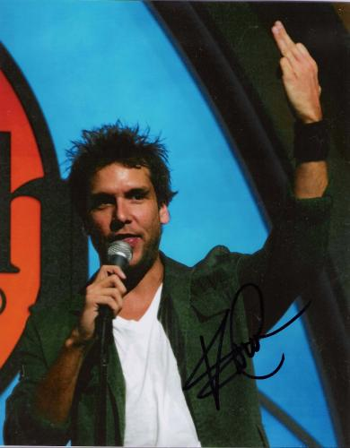 DANE COOK (ACTOR/COMEDIAN) Released Five Comedy Albums - Signed 8x10 Color Photo