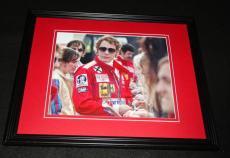 Daniel Bruhl Signed Framed 8x10 Photo AW Rush