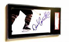 Daniel Carcillo Signed Cut Autograph Sarnia Sting Blackhgawks Sgc Authenticated