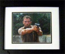 Daniel Craig autographed 8x10 photo matted and framed (James Bond 007) Image NG1