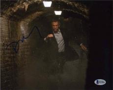 Daniel Craig James Bond 007 Autographed Signed 8x10 Photo BAS COA AFTAL