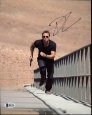 Daniel Craig James Bond 007 Signed 8X10 Photo Autographed BAS #B41150