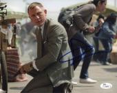 Daniel Craig James Bond Autographed Signed 8x10 Photo Authentic JSA AFTAL COA