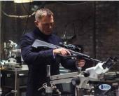 Daniel Craig James Bond Autographed Signed 8x10 Photo Certified BAS COA