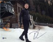 Daniel Craig James Bond Autographed Signed 8x10 Photo Certified BAS COA AFTAL