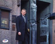 Daniel Craig James Bond Autographed Signed 8x10 Photo Certified PSA/DNA AFTAL