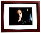 Daniel Craig Signed - Autographed 007 James Bond 8x10 inch Photo MAHOGANY CUSTOM FRAME - Guaranteed to pass PSA or JSA