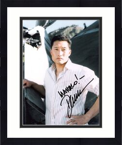 """DANIEL DAE KIM - Best Known for his Roles as JIN-SOO KWON in """"LOST"""" Signed 8x10 Color Photo"""