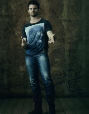 Daniel Gillies Signed Autograph 8x10 Photo The Originals Vampire Diaries COA VD
