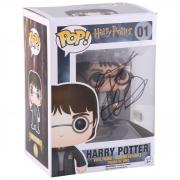 Daniel Radcliffe Harry Potter Autographed #01 Funko Pop! - BAS