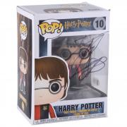Daniel Radcliffe Harry Potter Autographed #10 Funko Pop! - BAS
