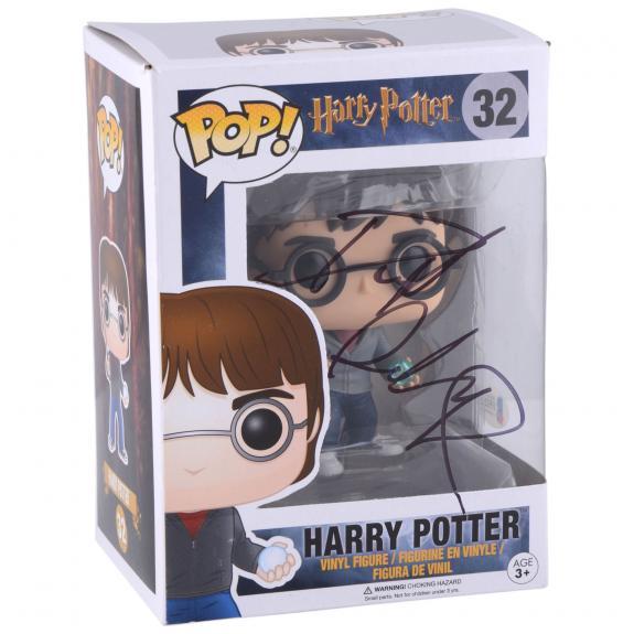 Daniel Radcliffe Harry Potter Autographed #32 Funko Pop! - BAS