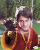 Daniel Radcliffe Harry Potter Autographed Signed 8x10 Photo Authentic JSA COA