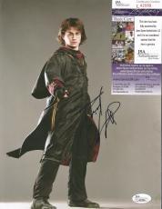 Daniel Radcliffe Harry Potter Jsa Coa Signed Autographed 8x10 Photo Rare L@@k 4