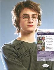 Daniel Radcliffe Harry Potter Movie Jsa Coa Signed Autographed 8x10 Photo Rare