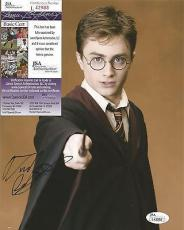 Daniel Radcliffe Harry Potter Jsa Coa Signed Autographed 8x10 Photo Rare L@@k Bb