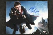 Daniel Radcliffe Harry Potter Signed 11x14 Photo Psa/dna #q51144