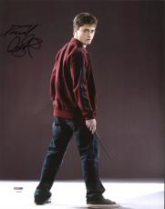 Daniel Radcliffe Harry Potter Signed 11X14 Photo PSA/DNA #Z90325