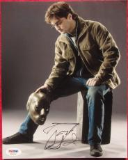 Daniel Radcliffe Harry Potter signed 8x10 photo PSA/DNA autograph