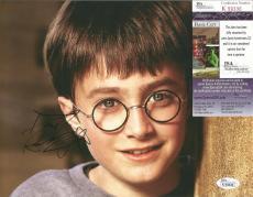 Daniel Radcliffe Harry Potter Signed Autographed 8x10 Photo Jsa Coa K Authentic