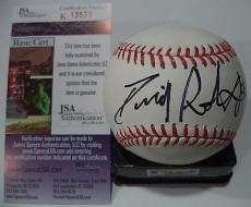 Daniel Radcliffe Harry Potter Signed Autographed Romlb Baseball Jsa Coa B Rare