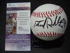 Daniel Radcliffe Harry Potter Signed Autographed Romlb Baseball Jsa Coa Rare C