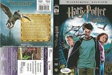Daniel Radcliffe Harry Potter & The Prisoner Of Azkaban Signed Dvd Cover Jsa Coa