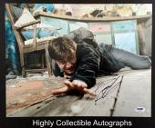 Daniel Radcliffe Signed 11x14 Photo Autograph Psa Dna Coa Harry Potter
