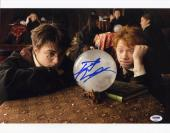 Daniel Radcliffe SIGNED 11x14 Photo Harry Potter Wizard RARE PSA/DNA AUTOGRAPHED