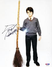 Daniel Radcliffe Signed 8x10 Photo Authentic Autograph Harry Potter Psa Coa A
