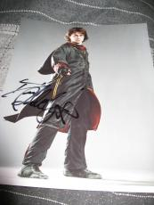 DANIEL RADCLIFFE SIGNED AUTOGRAPH 8x10 HARRY POTTER DEATHLY HALLOWS B