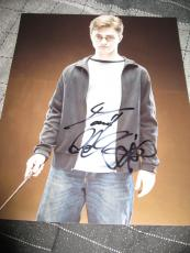 DANIEL RADCLIFFE SIGNED AUTOGRAPH 8x10 HARRY POTTER DEATHLY HALLOWS C