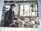 DANIEL RADCLIFFE SIGNED AUTOGRAPH 8x10 HARRY POTTER E