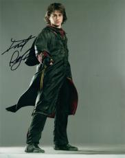 Daniel Radcliffe Signed Autographed 8x10 Photo Harry Potter COA VD