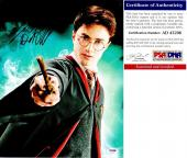 Daniel Radcliffe Signed - Autographed Harry Potter 11x14 inch Photo - PSA/DNA Certificate of Authenticity (COA)