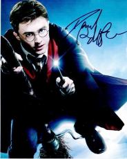Daniel Radcliffe Signed - Autographed Harry Potter 8x10 inch Photo - Guaranteed to pass PSA or JSA