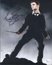 Daniel Radcliffe Signed 'harry Potter' 8x10 Photo Autograph Jsa Coa