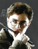 Daniel Radcliffe Signed Harry Potter Autographed 11x14 Photo PSA/DNA #AD67921