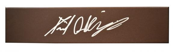 Daniel Radcliffe Signed Harry Potter Noble Collection Wand Autograph Beckett A
