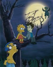 Daniel Radcliffe signed The Simpsons TV Show 8x10 photograph w/coa #DR2 Diggs