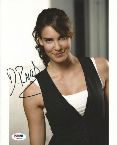 Daniela Ruah Signed 8x10 Photo PSA/DNA COA Picture Autograph NCIS Los Angeles
