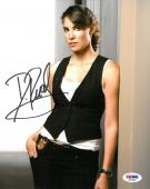 Daniela Ruah Signed NCIS LA Authentic Autographed 8x10 Photo PSA/DNA #AD14502