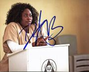 Danielle Brooks Orange Is The New Black Signed 8X10 Photo BAS #B13176