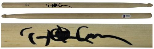 Danny Carey Tool Signed Drumstick Autographed BAS #D80839