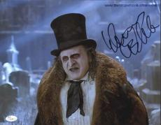 DANNY DeVITO (Batman-Penquin) signed 11x14 photo-JSA I61496